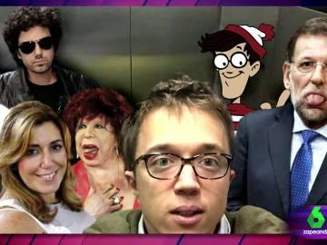 Llum imagina el ascensor que daría la gobernabilidad, ¿qué hacen Carmen de Mairena, el hombre de negro y Wally?