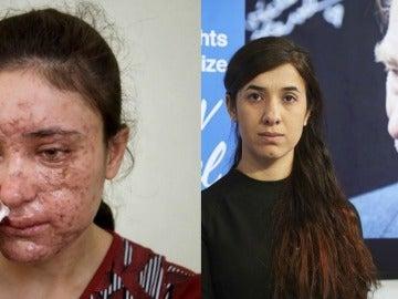 Dos esclavas sexuales de Daesh, galardonadas con el premio Sárajov del Parlamento Europeo