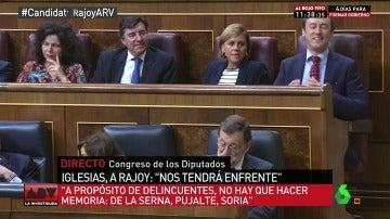 """Cospedal también descalifica a Pablo Iglesias: """"Sinvergüenza"""""""