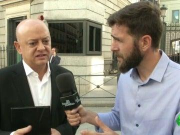 """Odón Elorza: """"Me quita el sueño que haya una militancia jodida. Los dirigentes han destrozado al PSOE"""""""