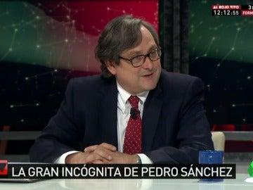 """Francisco Marhuenda: """"Se abre un ciclo de diez años de PP, tal y como está el PSOE"""""""