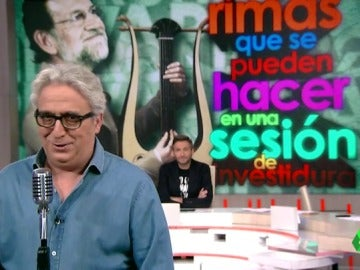 "Leo Harlem: ""Señor Rajoy, mi postura está madura, me la suda su investidura"""