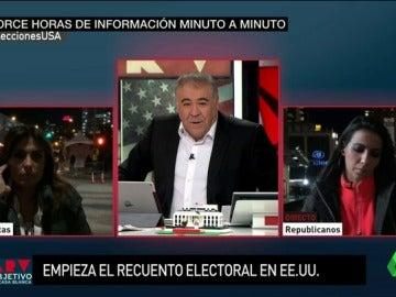 laSexta se vuelca con las elecciones de EEUU: 14 horas de información minuto a minuto
