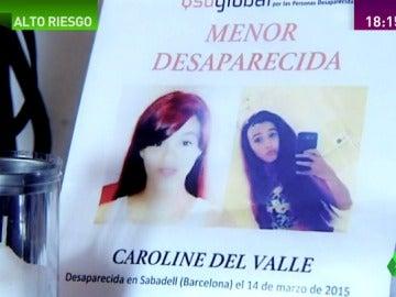 Frame 79.936136 de: desparecidos