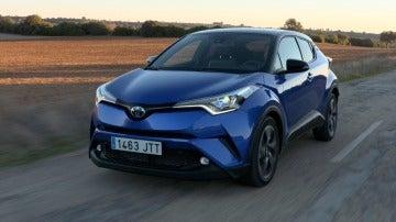 Nuevo Toyota C-HR; el híbrido que no pasa desapercibido - Centímetros Cúbicos