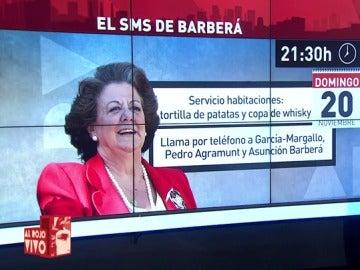 Débil, cansada, con problemas para respirar... así fueron las últimas 37 horas de Rita Barberá