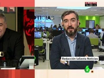 """Ignacio Escolar: """"Es el PP quien expulsó a Rita Barberá, quien puso en duda su honestidad"""""""