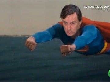 """Rafael Hernando, el Superman español por su """"compromiso con los ciudadanos en la lucha contra la corrupción"""""""