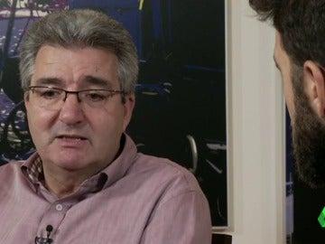"""José María Budia, portavoz de 'Afectados Plaza España':  """"Pasamos de entregar nuestras casas a cambio de reformarlas, a darlas a cambio de volver a comprarlas"""""""