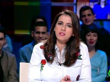 """Llum Barrera: """"'Culo veo culo quiero'. Que Messi defrauda a Hacienda, Cristiano defrauda más. A ver cuándo le da a Messi por leer"""""""