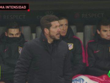 Simeone se dejó el alma en Múnich