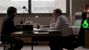 Jordi Évole entrevista a Juan Luis Cebrián
