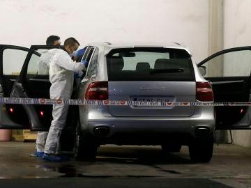 Matan de dos disparos en la cabeza a la viuda del expresidente de la CAM Vicente Sala
