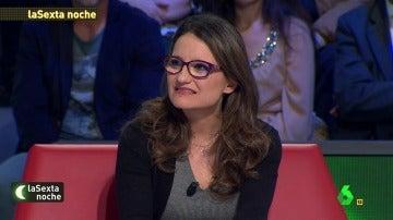 """Mónica Oltra: """"Podemos pagar muy caro que el PSOE considerara inamovible el acuerdo con Ciudadanos"""""""