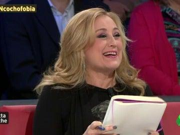 """Elisa Beni: """"Entiendo que a Esperanza Aguirre le perturbe la peatonalización de la Gran Vía, es su carril de fuga"""""""