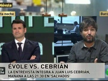 """Jordi Évole: """"Cebrián me dijo que ningún periodista le había preguntado por los papeles de Panamá, pero sé que no es cierto"""""""