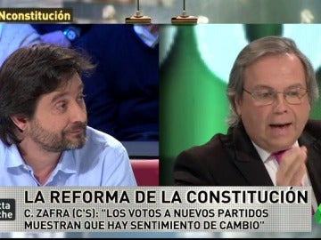 """Antonio Miguel Carmona a Rafa Mayoral: """"El soniquete de Podemos es el mejor aliado del PP"""""""