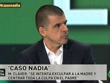 """Manu Marlasca: """"Al padre de Nadia le detienen porque se sospechaba de su huida a Francia"""""""