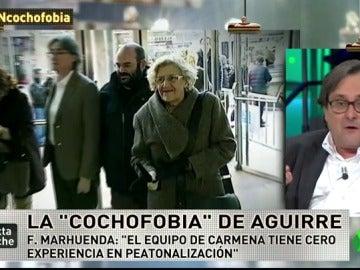 """Marhuenda: """"El equipo de Gobierno del Ayuntamiento de Madrid son 'pijos ricos' que nunca han trabajado"""""""