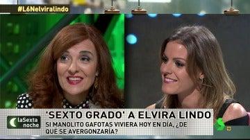 """Elvira Lindo: """"Quiero escribir un libro de Manolito Gafotas entrando a la universidad en dos o tres años"""""""