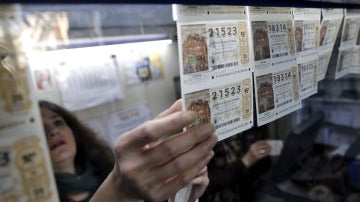Décimos de lotería