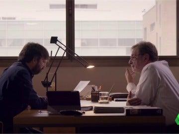 Frame 12.455 de: Juan Luis Cebrián considera que detrás de las actuaciones de Ramoncín está Podemos
