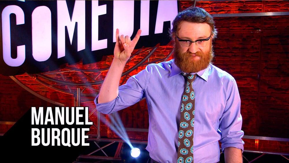 Manuel Burque