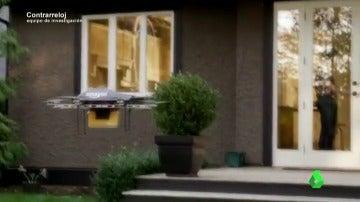 Frame 74.486851 de: La guerra por los tiempos lleva a Amazon a hacer pruebas en lugares secretos para hacer los repartos con drones