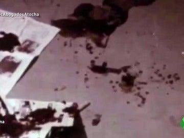 """Frame 0.0 de: Las imágenes del despacho de Atocha ensangrentado que no grabó la televisión pública: """"Describen el terror de aquella noche"""""""