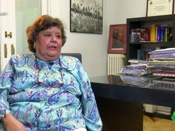 "Frame 89.174692 de: Cristina Almeida, sobre la investigación de la matanza de Atocha: ""Se veía que venía desde dentro del régimen"""