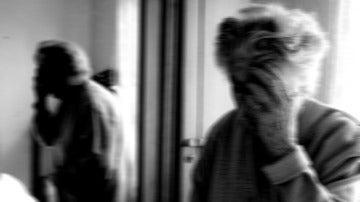 Imagen de archivo de una persona mayor