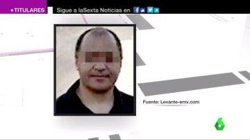 Frame 74.703664 de: Detienen a la pareja de la etarra Sara Majarenas tras apuñalar por la espalda a su hija de 3 años