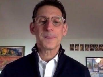 Richard Cohen, en su charla online para curar la homosexualidad