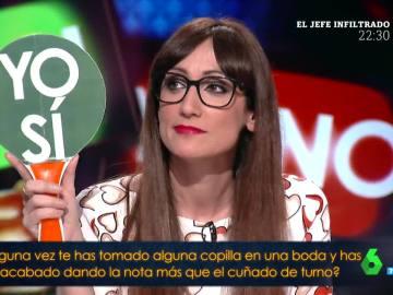 Ana Morgade se sincera en 'Yo sí, yo no'