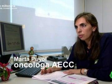 """Frame 69.552326 de: Marta Puyol, oncóloga: """"Los frutos secos y unos hábitos de vida saludables son capaces de reducir hasta en un tercio las probabilidades de desarrollo del cáncer"""""""