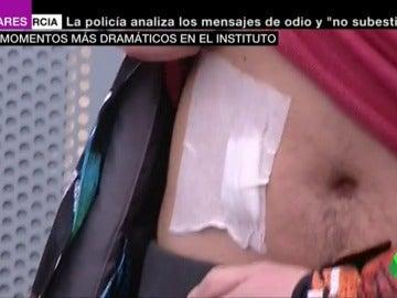 Frame 24.272721 de: Un menor apuñala a cinco compañeros de clase en un instituto de Alicante