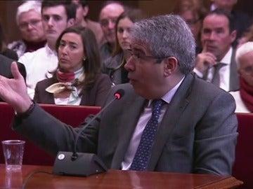 Frame 55.479225 de: Homs aseguró al Govern que no era ilegal mantener el 9-N tras la suspensión del Constitucional