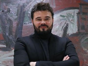 Gabriel Rufián en una imagen de archivo