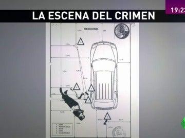 Frame 27.692047 de: La posición del cuerpo, el plano de la escena del crimen... los detalles del asesinato de la viuda del expresidente de la CAM
