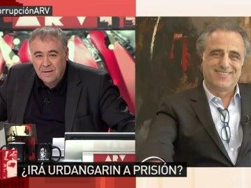 """Frame 0.57996 de: Pau Molins, abogado de la infanta Cristina: """"Tendrán que devolver a la infanta unos 750.000 euros"""""""