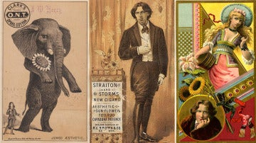 Las imágenes de Oscar Wilde de la discordia.