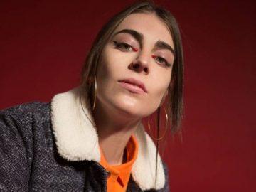 La rapera y poetisa Ana Isabel García, conocida como Gata Cattana