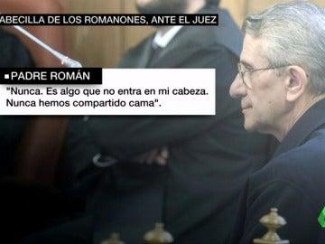 Frame 21.255647 de: Arranca en Granada el juicio por el 'caso Romanones' con la declaración del padre Román, acusado de abuso sexual