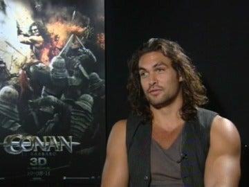 "Jason Momoa: ""El Dothraki es un lenguaje maravilloso"""