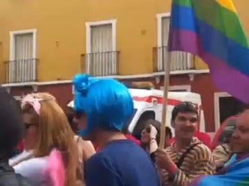 Comienza la fiesta en Badajoz