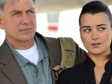 Ziva y Gibbs, en un momento de NCIS
