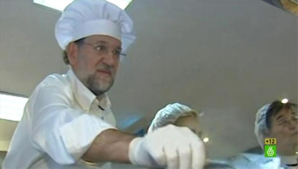 La pesadilla en la cocina de Rajoy