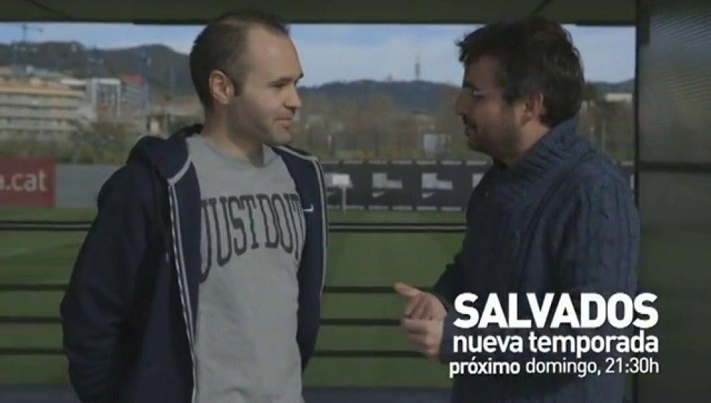 ¿Cuánto mide Jordi Évole? 58