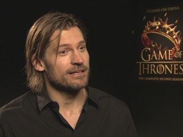 """Nikolaj Coster-Waldau: """"En la segunda temporada, Jaime está en una situación muy molesta para él"""""""