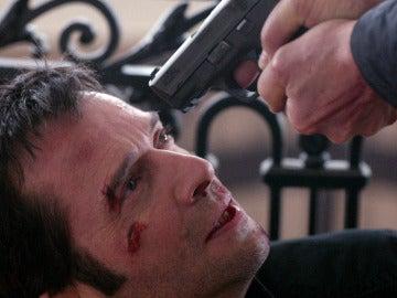 La oportunidad de Ryan Hardy para matar a Joe Carroll